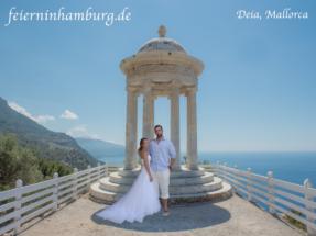Hochzeit Fotograf Hamburg Mallorca Brautpaar