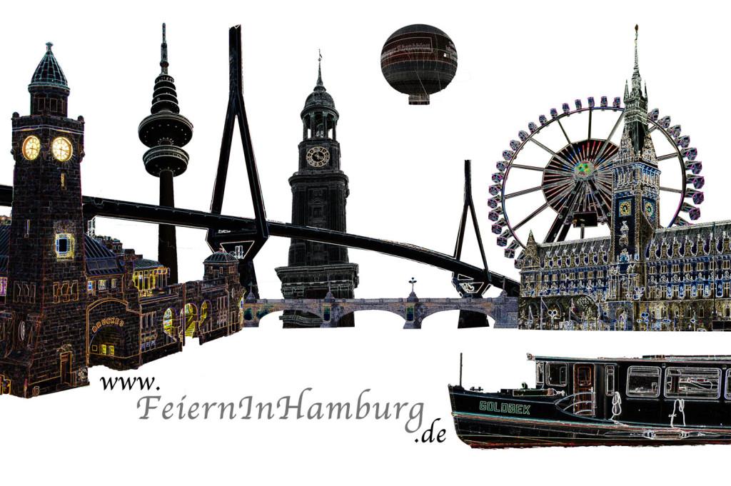 Visitenkarte FeiernInHamburg